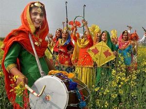 Начало месяца Магха (север Индии)