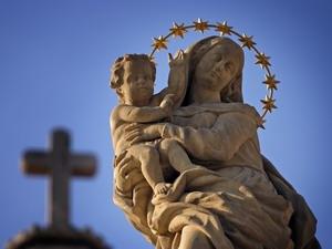 Праздник Марии — Царицы мира