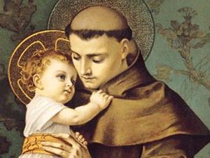 Католический день святого Антония
