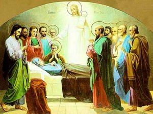 Успение Пресвятой Богородицы (западный обряд)