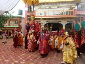 День рождения Гуру Ринпоче (Падмасамбхавы)