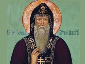 День преподобного Варлаама Хутынского