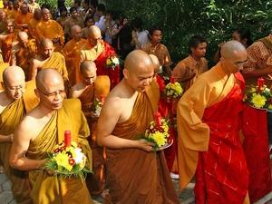 Буддийские праздники