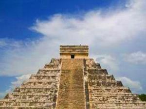 Лестница: гороскоп майя