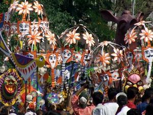 Начало месяца Вайшакха (север Индии)