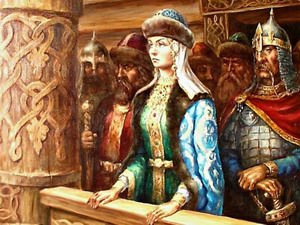 День святой равноапостольной княгини Ольги