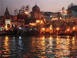 Ganga Dashahara (Ganga Puja)