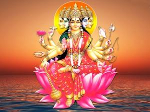 Gayatri Japam