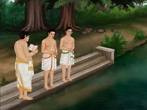Upakarma (Avani Avittam) Samaveda
