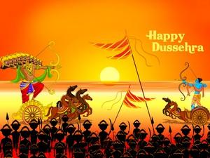 Dussehra (Vijayadashami, Ramacandra Vijayotsava)