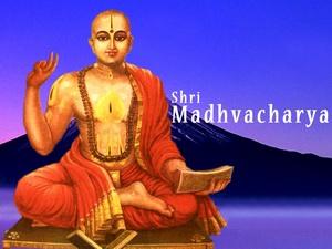 Madhvacharya Jayanti