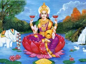 Kojagara (Lakshmi) Puja