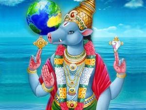 Varaha Dvadasi (Appearance of Lord Varahadeva)