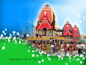 Return Ratha (8 days after Ratha Yatra)