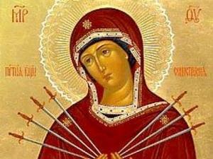 Празднование в честь иконы Божией Матери «Умягчение злых сердец»