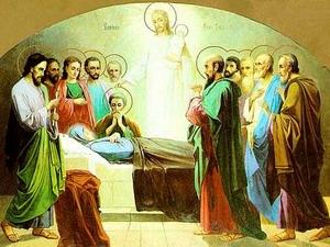 Успение Пресвятой Богородицы и Приснодевы Марии (восточный обряд)