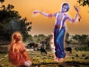 Srila Krsnadasa Kaviraja Gosvami (Disappearance)