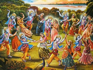 Sri Krsna Saradiya Rasayatra
