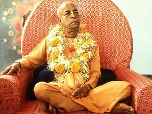 Шрила Бхактиведанта Свами Прабхупада (день ухода)