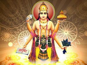 Dhanvantari Trayodashi