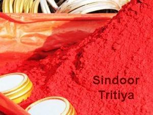 Sindoor Tritiya