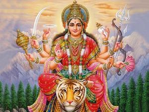 Chandraghanta Puja
