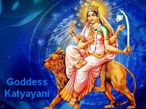 Katyayani Puja