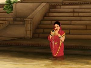 Тула (Гарбхана) Санкранти