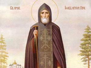 День преподобного Иова, игумена Почаевского