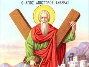 День святого апостола Андрея Первозванного (восточный обряд)
