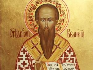День святителя Василия Великого