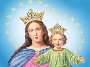 Зачатие праведной Анною Пресвятой Богородицы (восточный обряд)