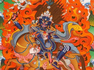Day of protectors of the Doctrine (Palden Lhamo)