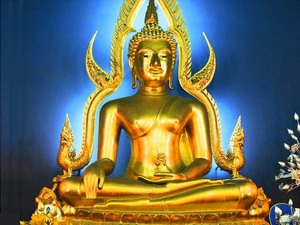 15 Wonders of the Buddha (Monlam Chenmo)
