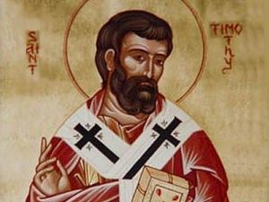 День памяти святого апостола Тимофея