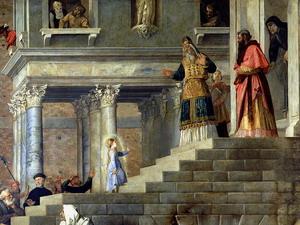 Введение во храм Пресвятой Богородицы (западный обряд)