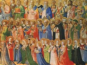 День Всех святых (восточный обряд)
