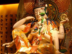 Avalokitesvara's Birthday