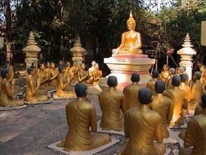 Dharma Day (Asalha Puja)
