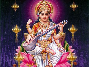 Sharda Puja
