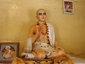 Srila Jiva Gosvami (Disappearance)