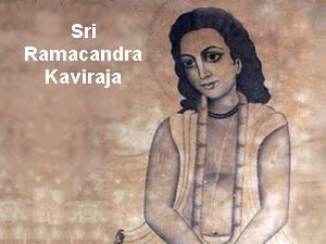 Sri Ramacandra Kaviraja (Disappearance)