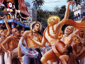 Sri Jagadisa Pandita (Disappearance)