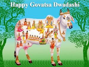Govatsa Dwadashi (Vasu Baras)