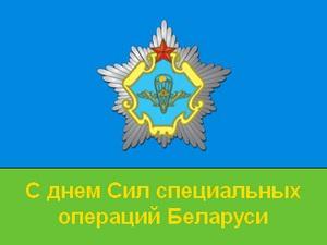 День десантников и ССО Беларуси. Поздравления
