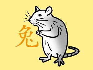 Rat (mouse): chinese (eastern) horoscope