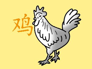 Rooster: chinese (eastern) horoscope