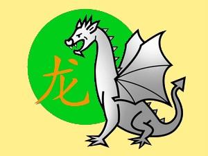 Dragon (wood): chinese (eastern) horoscope