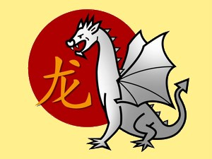 Dragon (fire): chinese (eastern) horoscope