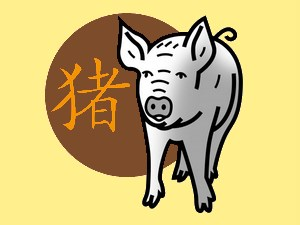 Pig (earth): chinese (eastern) horoscope